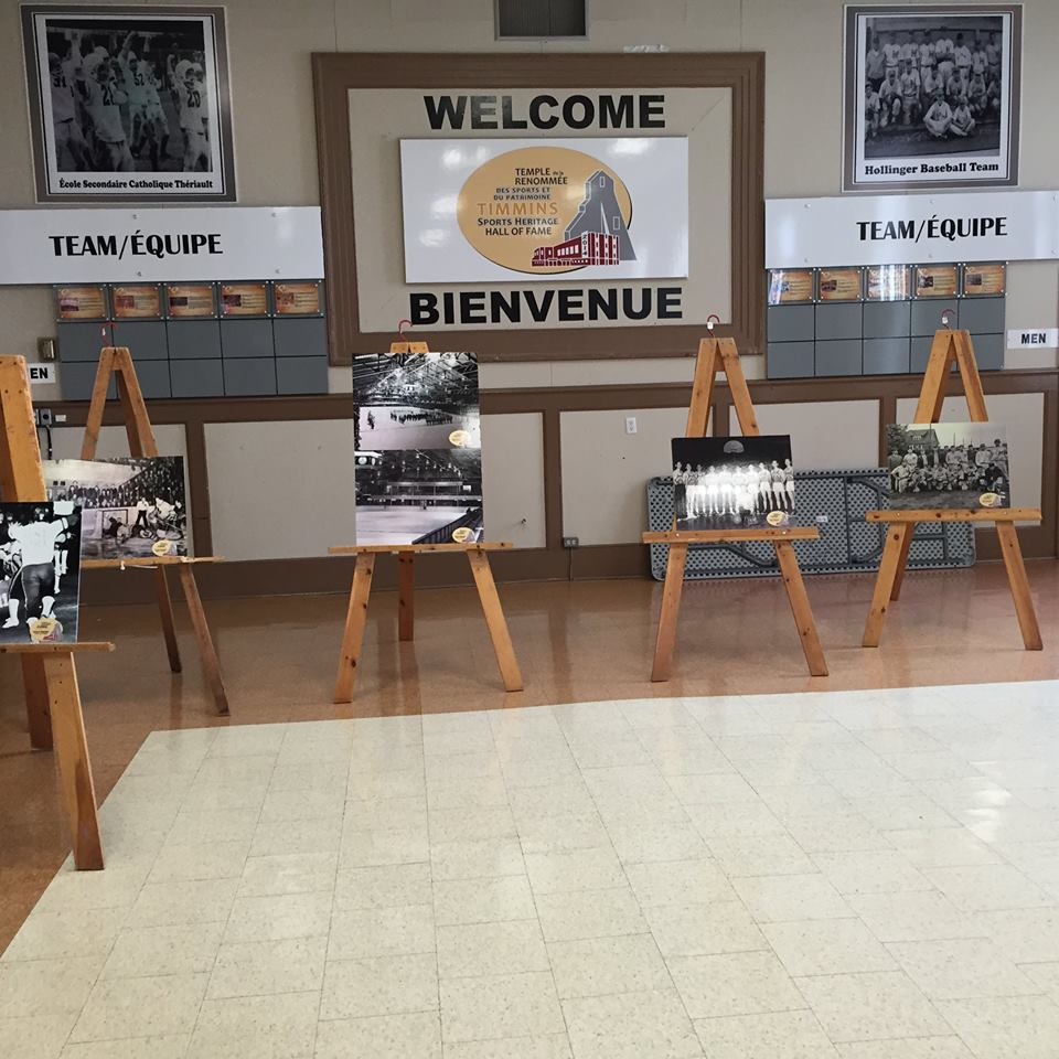 Timmins Sports Heritage Hall of Fame
